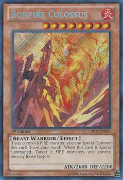 Bonfire Colossus CBLZ