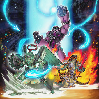 Xyz Monster Yu Gi Oh Wiki Fandom