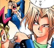 YGO-007 Jonouchi tells Yugi