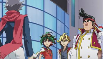 Yu-Gi-Oh! ARC-V - Episode 141