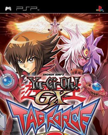 تحميل لعبة يوغي Yu-Gi-Oh GX Tag Force 3 450?cb=20090424175437