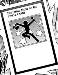 TheShowMustGoOn-EN-Manga-AV
