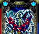 Blue-Eyes White Dragon's 3-Body Connection (Bandai Sealdass)