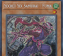 Secret Six Samurai - Fuma