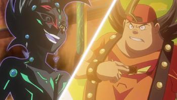 Yu-Gi-Oh! ZEXAL - Episode 020