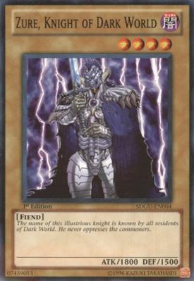 Zure, Knight of Dark World SDGU