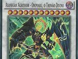 Assault Blackwing - Onimaru the Divine Thunder