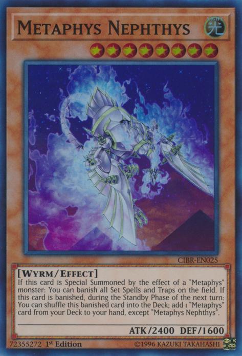 Metaphys Nephthys | Yu-Gi-Oh! | FANDOM powered by Wikia