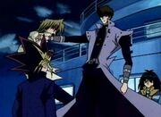 DMx220 Kaiba offers to Duel