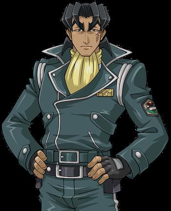 Officer Tetsu Trudge
