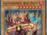 Salamangreat Beat Bison