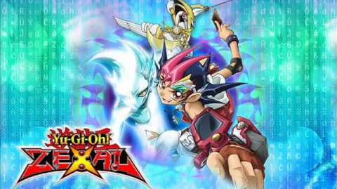 Yugioh ZEXAL Opening (English)
