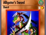 Alligator's Sword (BAM)