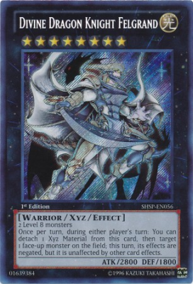 Divine Dragon Knight Felgrand SHSP