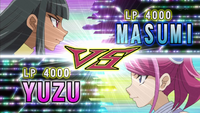 Masumi Kotsu VS Yuzu