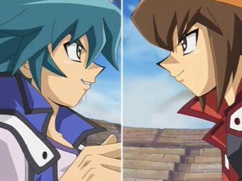 Yu-Gi-Oh! GX - Episode 107