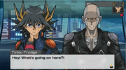 TF05 Yusei and Ghost