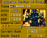 UnknownWarriorofFiend-DOR-EN-VG