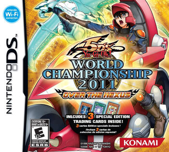 <i>Yu-Gi-Oh! 5D's World Championship 2011: Over the Nexus</i>