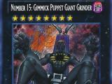 Number 15: Gimmick Puppet Giant Grinder