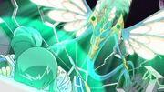 5Dx142 Ancient Fairy Dragon speaks to Leo