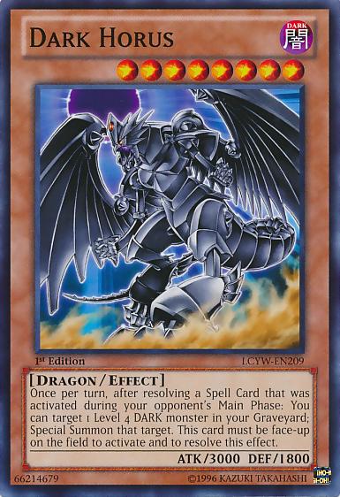 Dark Horus | Yu-Gi-Oh! | FANDOM powered by Wikia