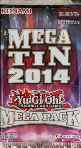 2014 Mega-Tin Mega Pack
