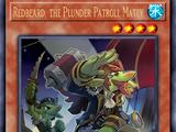 Redbeard, the Plunder Patroll Matey