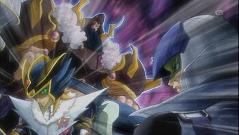 Yu-Gi-Oh! 5D's - Episode 124