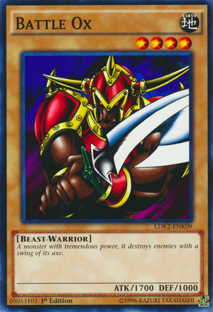 Yu-Gi-Oh! Cards Gallery || Battle OX  300?cb=20161007084659
