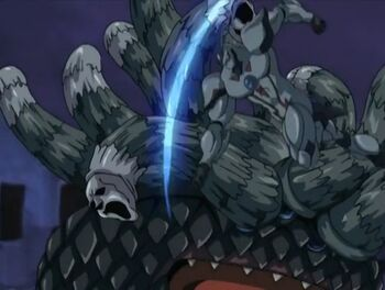 Yu-Gi-Oh! GX - Episode 133