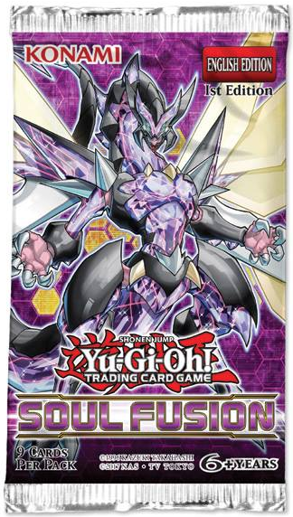 SOFU-EN064 Common Card Yu-Gi-Oh TCG Unlimited Edition Concertrating Current