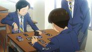Yu-Gi-Oh! in Uchuu Kyoudai 2