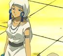 Priest Seto's mother