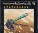 Superdreadnought Rail Cannon Gustav Max