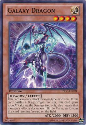 Galaxy Dragon PRIO