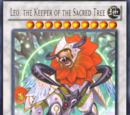 Leo, the Keeper of the Sacred Tree