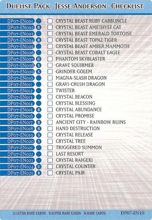 Checklist-DP07-EN