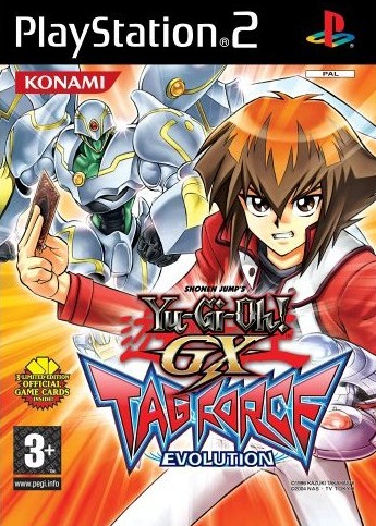 Yu-Gi-Oh! GX Tag Force Evolution promotional cards