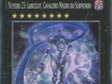 Number 23: Lancelot, Dark Knight of the Underworld