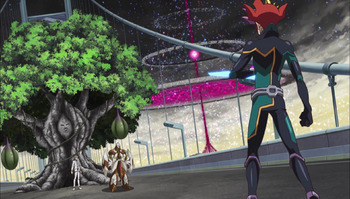 Yu-Gi-Oh! VRAINS - Episode 035