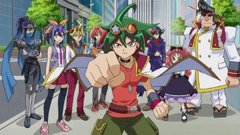 Yu-Gi-Oh! ARC-V - Episode 050