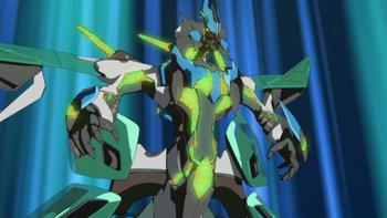 Yu-Gi-Oh! ARC-V - Episode 138