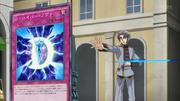 Aster uses D Hyper Nova