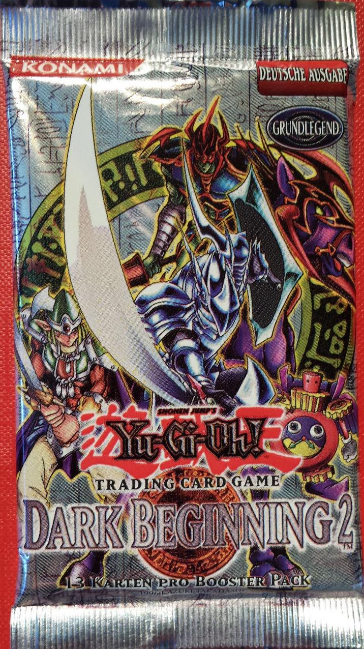 """Yu-Gi-Oh Message Spirituel /""""I/"""" DB2-FR022"""
