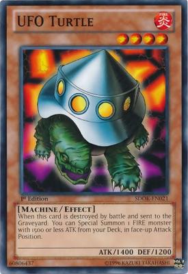 UFO Turtle SDOK