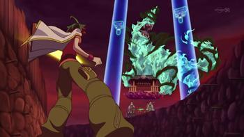Yu-Gi-Oh! ARC-V - Episode 031