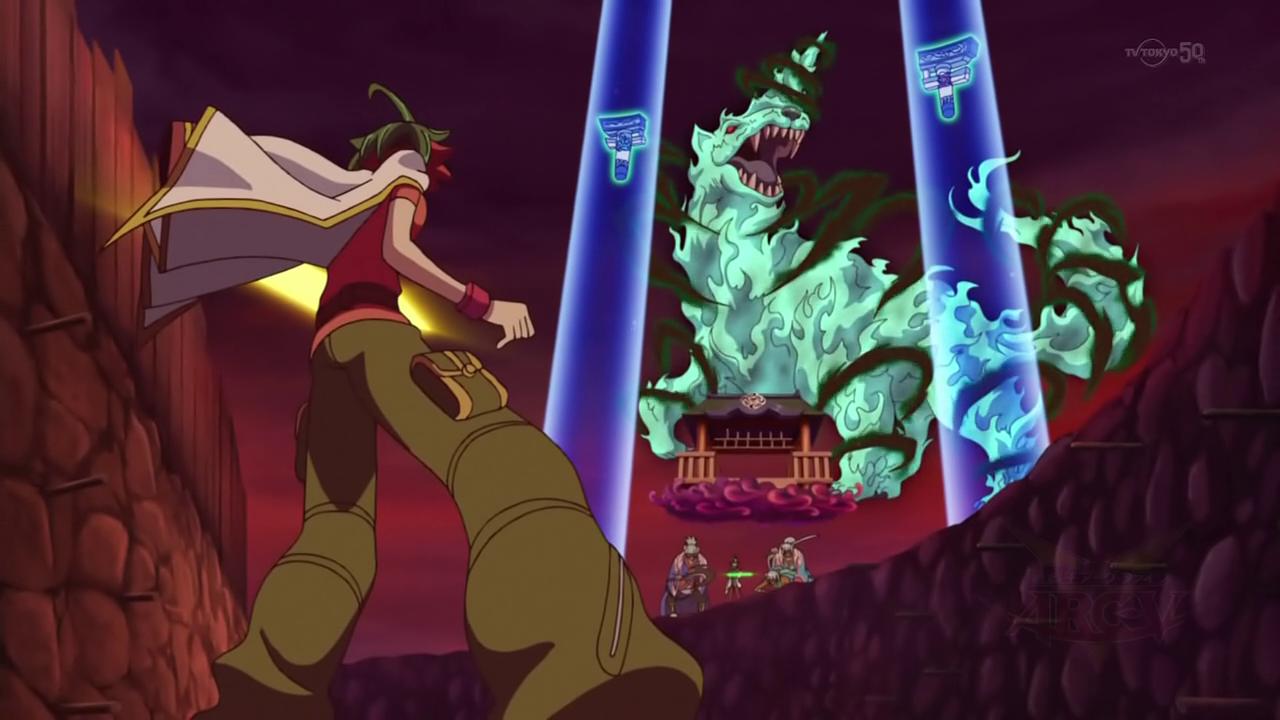 Yu-Gi-Oh! ARC-V - Episode 031 | Yu-Gi-Oh! | FANDOM powered