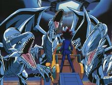 DMx001 Triple Blue-Eyes