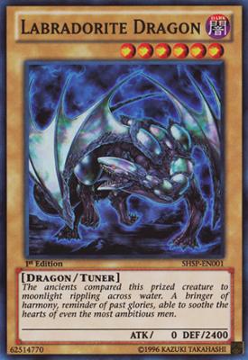 Labradorite Dragon SHSP